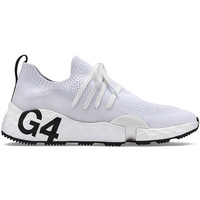 G/FORE Golf Shoes - MG4.1 Knit - Snow - Onyx 2020