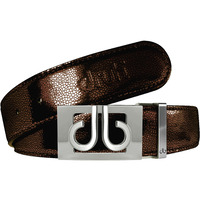 Druh Golf Belt - Stingray Tour Leather - Dark Brown 2020