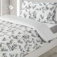 Rabbits Single Bedding - 100% Cotton