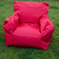 Large Outdoor Bean Chair - Pink