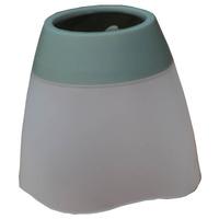 Solar LED Tumbler Table Light - Grey