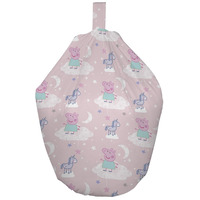 Peppa Pig Bean Bag - Stardust
