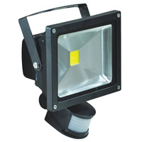 LED Floodlight With PIR and PIR Override Facility 20 Watt
