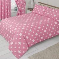 White Star, Pink Bedding