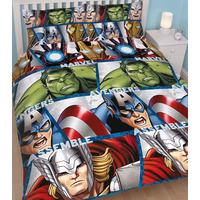 Avengers Double Duvet - Shield