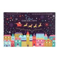 Cocoa Libre - Rice Milk Chocolate Vegan Advent Calendar (250g)