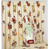 Thelwell, Novelty Horse Curtains