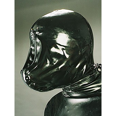 Latex Rubber Anatomic Mask