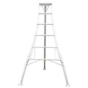 Adjustable Tripod Fruit Ladder