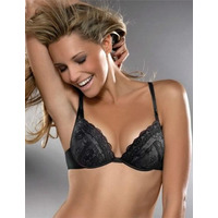Wonderbra Chic Lace Plunge Bra