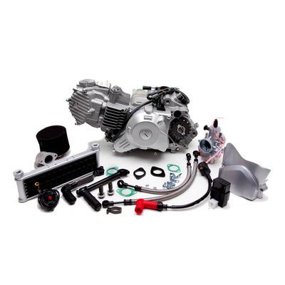 Pit Bike Engine 150cc Electric Start DTE150E / YX150 M2R Racing