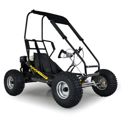 FunBikes The Drift 2  270cc Black Roll Bar Go Kart