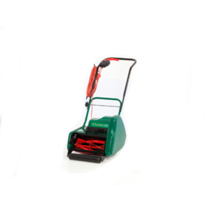 Allett Classic 12E Electric Cylinder Lawn mower Click to verify Price 339.00