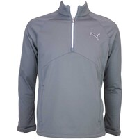 Puma Warm Storm Popover Golf Jacket Periscope AW15