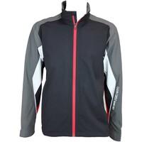 Galvin Green Aston Waterproof Golf Jacket Black-Gunmetal