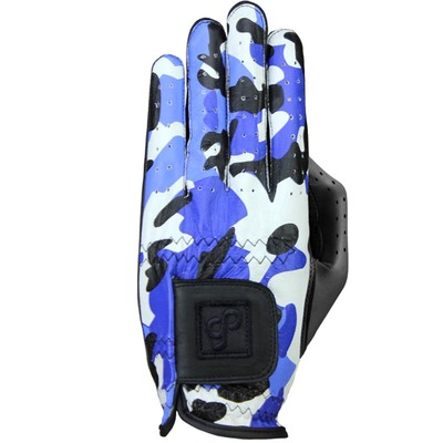 GP Mariner Camo Leather Golf Glove