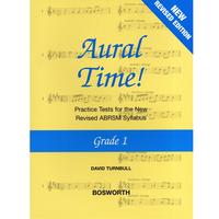 Aural Time Grade 1 (Turnbull)