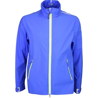 Cherv242 NEXT Waterproof Golf Jacket MAKALE Bright Blue SS16