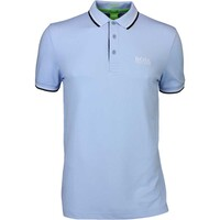 Hugo Boss Golf Shirt - Paddy Pro Chambray Blue PF16