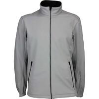 Galvin Green Lined Windstopper Golf Jacket - BENNET - Steel Grey