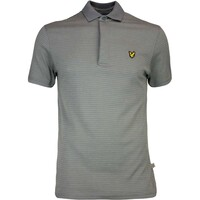 Lyle & Scott Golf Shirt - Greenlaw - Slate AW16