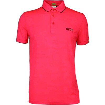 Hugo Boss Golf Shirt - Paddy MK 2 - Diva Pink FA16