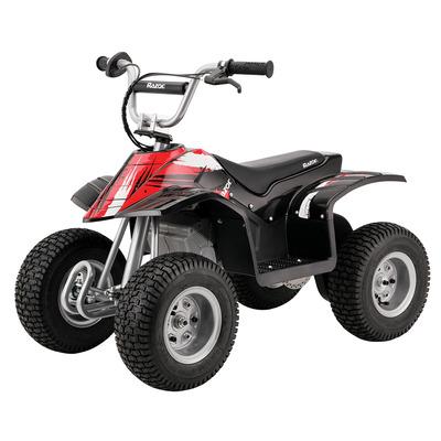 Razor 24v Black Kids Electric Dirt Quad Bike