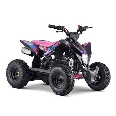 FunBikes 70cc T-Max Pink Kids Quad Bike