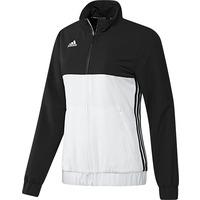 Adidas T16 Womens Team Jacket Black XS