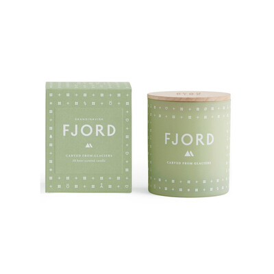 Scented Candle - Fjord