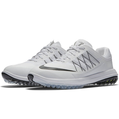 Nike Golf Shoes - Lunar Control Vapor - White - Black 2017