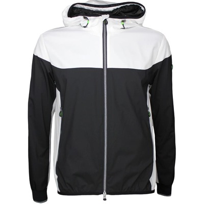Hugo Boss Golf Jacket - Josso Hoodie - Black SP17