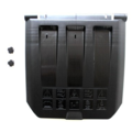 Click to view product details and reviews for Al Ko Replacement Grass Deflector Flap C W 2 X Plugs 46346701 2x 46051201.
