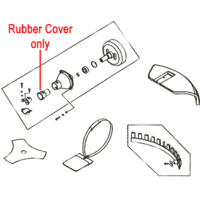 Mitox Replacement Rubber Cover (MICG305F.14-2)