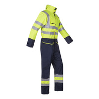 carret-ast-high-vis-yellow-thermal-overalls