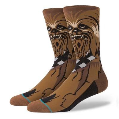 Stance Star Wars Socks Chewie Single Pair 2017