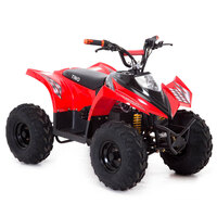 FunBikes Tino Rally 750w Red Electric Childs Quad Bike