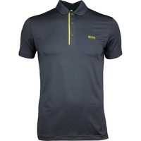 Hugo Boss Golf Shirt - Pavotech - Black PF17
