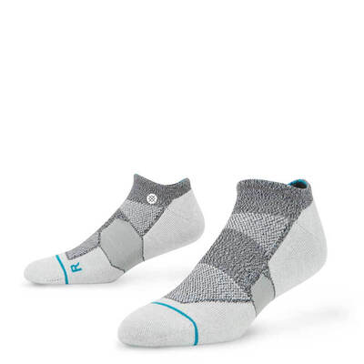 Stance Golf Socks Shinnecock Low Grey 2017