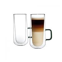 Ravenhead Double Wall Set of 2 Latte Mugs