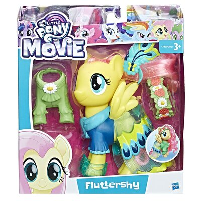 My Little Pony Snap-on Fashion Fluttershy Playset