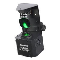 LED Scanner Gobo Effect Lights