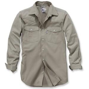 Carhartt Ironwood Twill Work Shirt