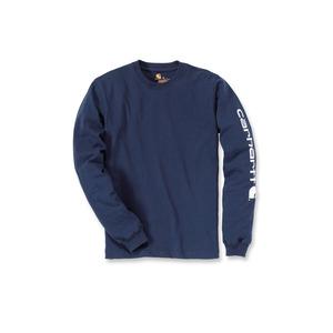 Carhartt Long Sleeve Logo T Shirt