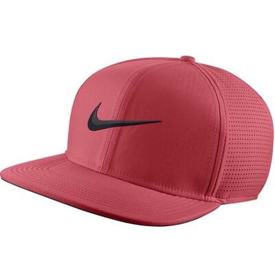 Nike Golf Cap - NK Aerobill Pro Snapback - Tropical Pink SS18