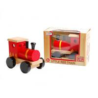 Wooden Deluxe Little Red Train