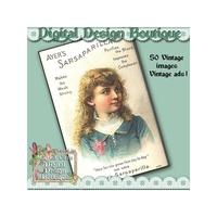 Download - 50 Vintage Adverts 1
