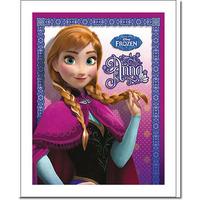 Disney Frozen Framed Picture - Anna, 57 x 47 cm