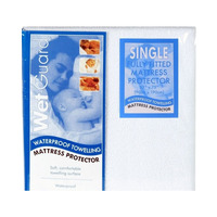 Single Waterproof Mattress Protector