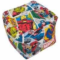 Marvel Avengers, Boys Bean Cube - Justice